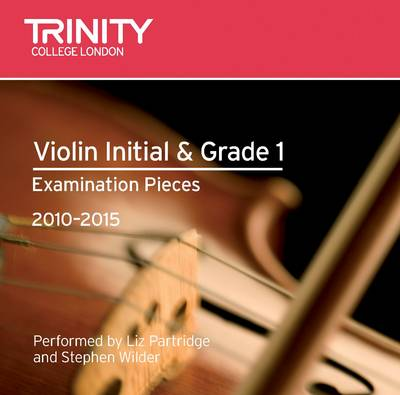 Violin Initial & Grade 1 by Trinity College London