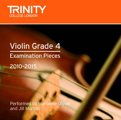 Violin Grade 4 by Trinity College London