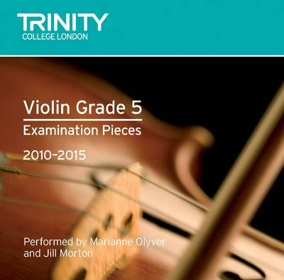 Violin Grade 5 by Trinity College London