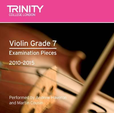 Violin Grade 7 by Trinity College London