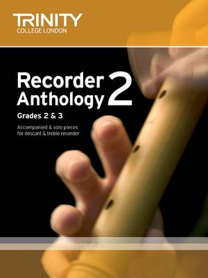 Recorder Anthology (Grades 2-3) Score & Part by