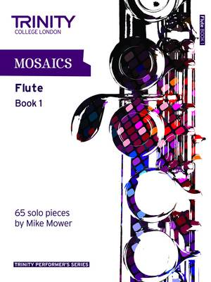 Mosaics for Flute (Initial-Grade 5) by Trinity College London