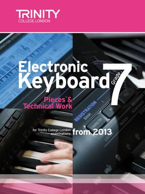 Electronic Keyboard Grade 7 by