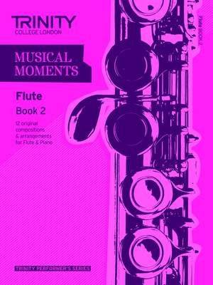 Musical Moments Flute by Trinity College London