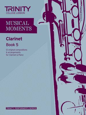 Musical Moments Clarinet by