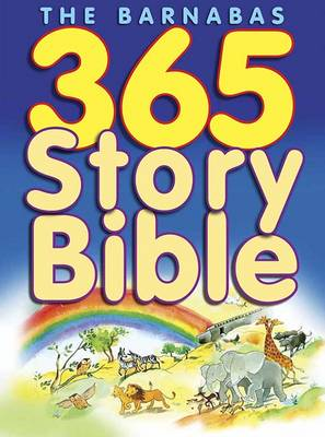 The Barnabas 365 Story Bible by Sally Ann Wright
