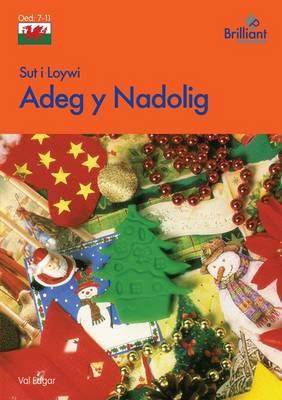 Sut i Loywi Adeg y Nadolig by Val Edgar