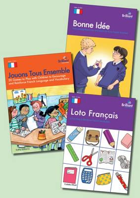 French Games Pack by Colette Elliott, Nicolette Hannam, Michelle Williams, Kathy Williams