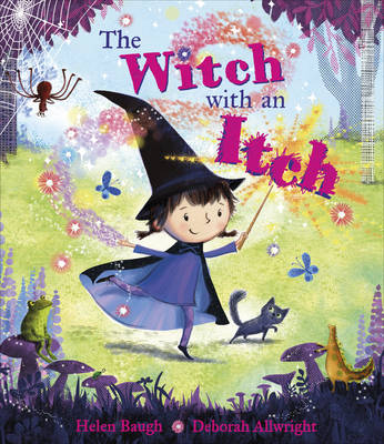 The Witch with an Itch by Helen Baugh