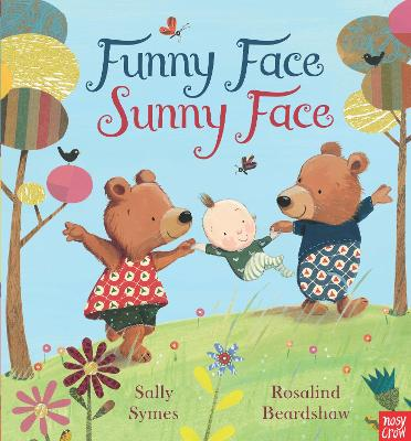 Funny Face, Sunny Face by Sally Symes