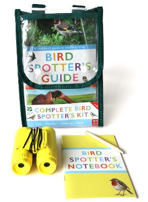 National Trust: Complete Bird Spotter's Kit by Mike Langman