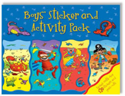 Boys' Activity Pack by