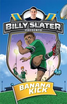 Billy Slater 2 Banana Kick by Patrick Loughlin