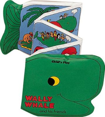 Wally Whale and His Friends by Pam Adams