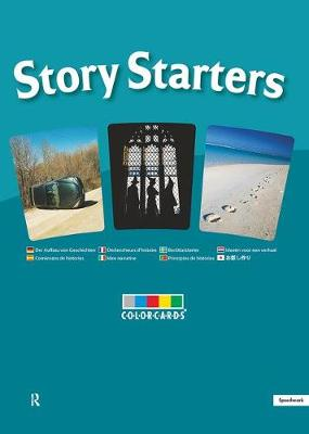 Story Starters: Colorcards by Speechmark