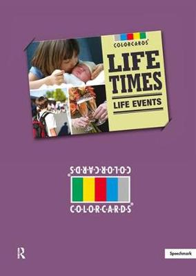 Life Times: Colorcards Life Events by Speechmark