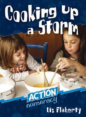 Cooking Up a Storm by Liz Flaherty