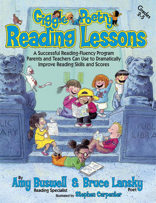 Giggle Poetry Reading Lessons by Amy Buswell, Bruce Lansky