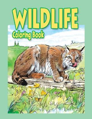Wildlife Coloring Book by Hancock House Publishers
