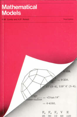 Mathematical Models by H.M. Cundy, A.R. Rollett