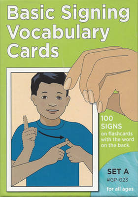Vocabulary Cards: Set A by Stanley Collins