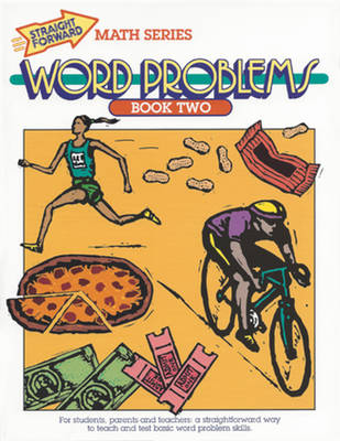 Word Problems, Book 2 (Mult/Div) by Larry Hoffman