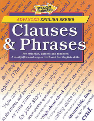 Clauses & Phrases by Cecily Cleveland