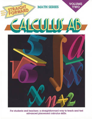 Calculus AB, Vol. 2 by Stan Vernooy