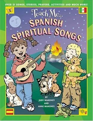Teach Me... Spanish Spiritual Songs: Cassette by Judy Mahoney
