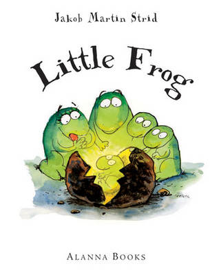 Little Frog by Jakob Martin Strid