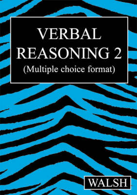 Verbal Reasoning 2 by Mary Walsh, Barbara Walsh