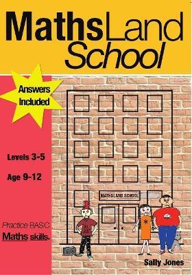 Maths Land High School Levels 3-5 Practise Basic Maths Skills by Sally Jones