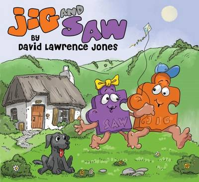 Jig and Saw Home Sweet Home by David Lawrence Jones