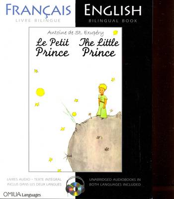 The Little Prince: A French/English Bilingual Reader by Antoine de Saint-Exupery