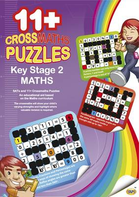 Skips 11+ Crossmaths Puzzles Key Stage 2 Maths by Ash Sharma