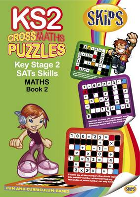 SKIPS CrossWord Puzzles Key Stage 2 Maths SATs CrossMaths by Ash Sharma