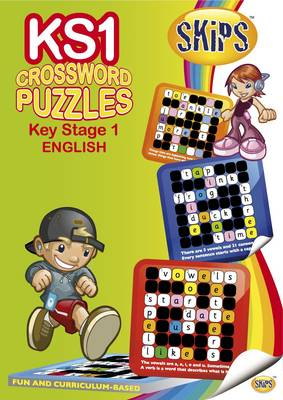 SKIPS CrossWord Puzzles Key Stage 1 English by Ash Sharma