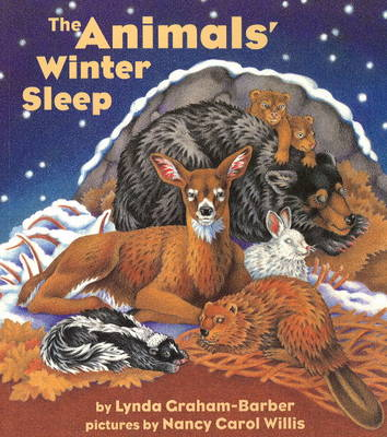 Animals' Winter Sleep by Lynda Graham-Barber