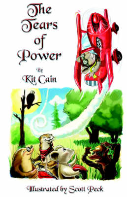 The Tears Of Power by Kit Cain