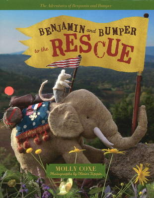Benjamin and Bumper to the Rescue by Molly Coxe, Olivier Toppin