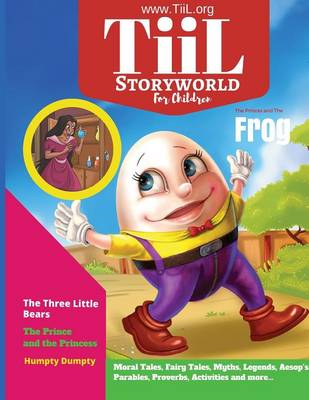 Tiil Storyworld Magazine (Book Edition) Issue 2 by Cherry T S