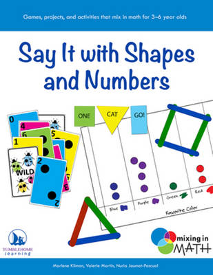 Say it with Shapes and Numbers by Marlene Kliman
