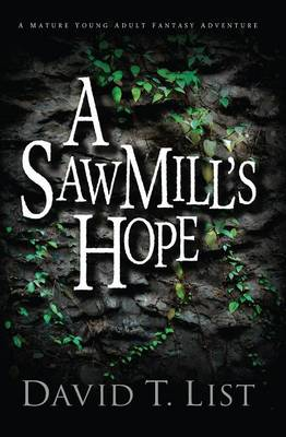A Sawmill's Hope A Mature Young Adult Fantasy Adventure by David T List