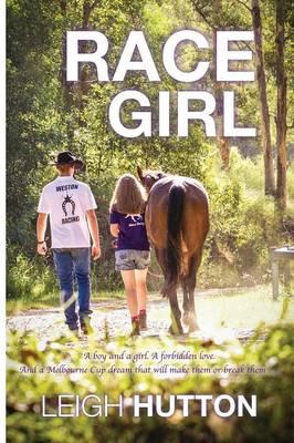 Race Girl by Leigh Hutton
