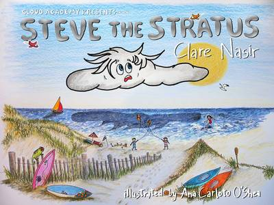 Steve the Stratus by Clare Nasir