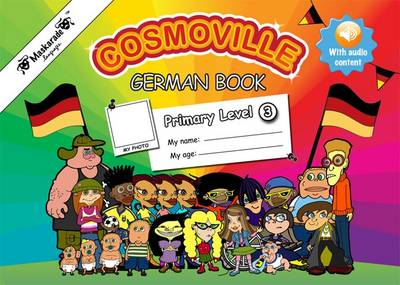 German Book Primary Level 3 by Emmanuelle Fournier-Kelly
