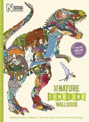 The Nature Timeline Wallbook by Christopher Lloyd, Patrick Skipworth