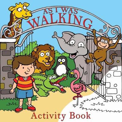 As I Was Walking Activity Book by Gemma Denham