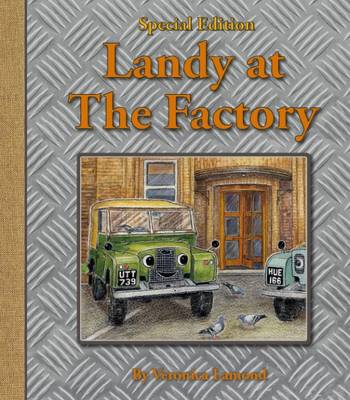 Landy at the Factory by