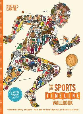 The Sports Timeline Wallbook by Christopher Lloyd, Patrick Skipworth
